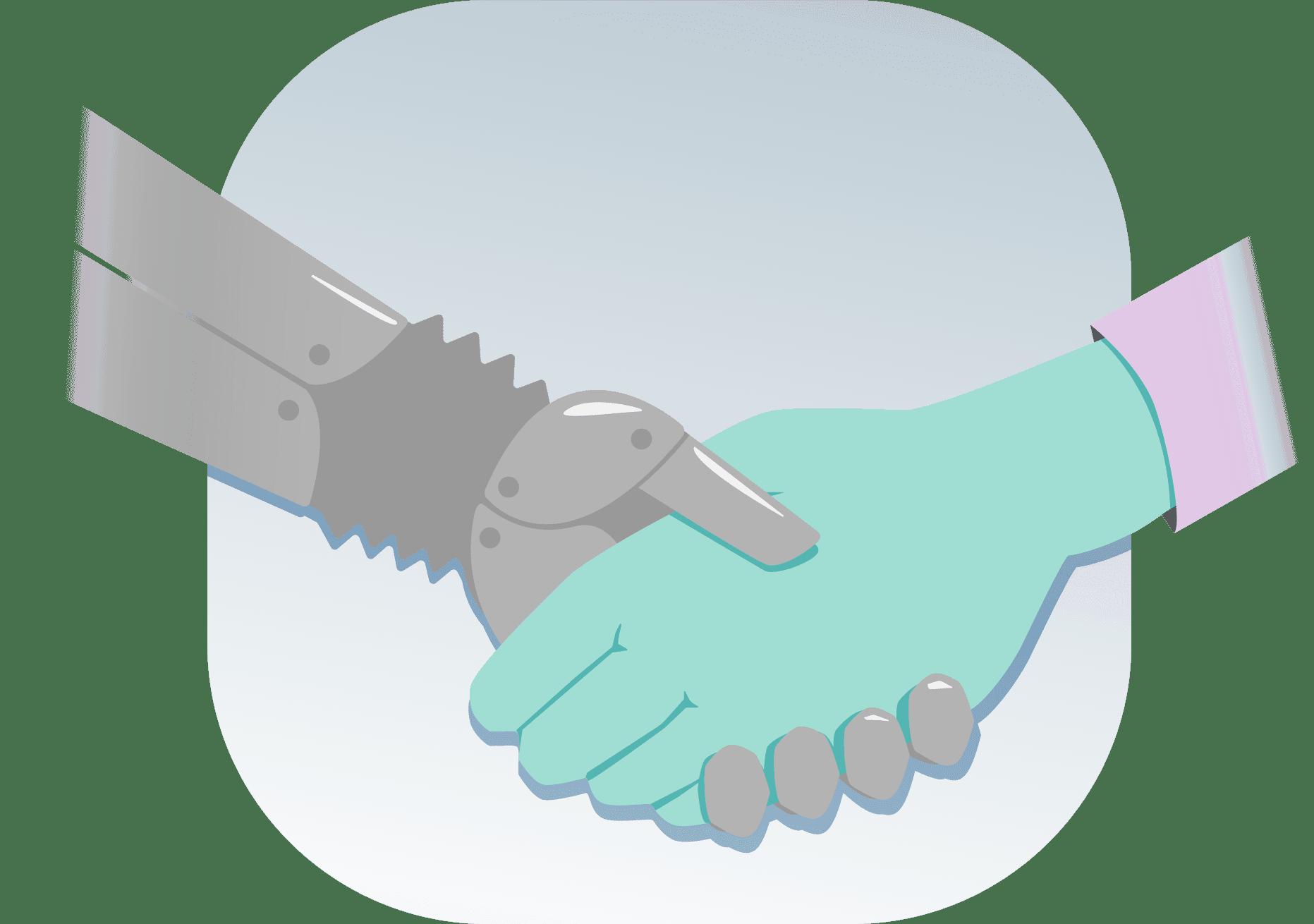 A Helping Digital Hand